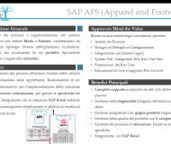 SAP AFS (Apparel and Footwear)